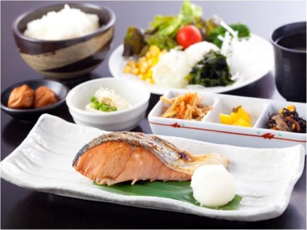 アパホテル<堺駅前> の朝食例