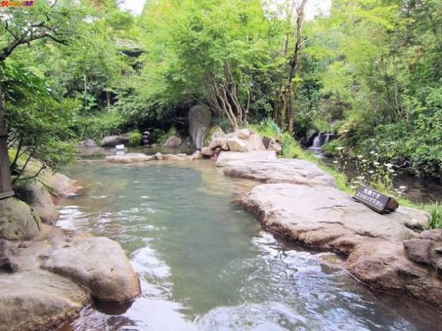 帆山亭風呂