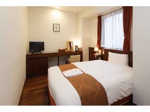 アリエッタホテル大阪の客室一例