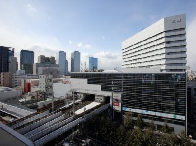 ホテル京阪京橋の外観