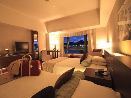 ロイヤルオークホテル スパ&ガーデンズ 客室01