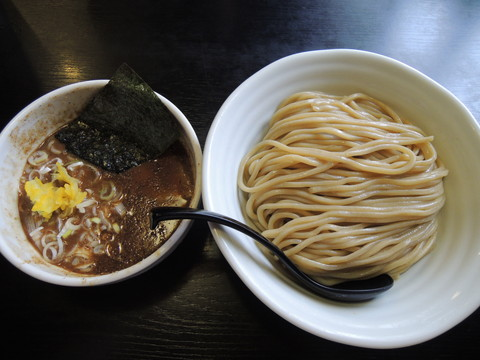 麺屋 たけ井_つけ麺