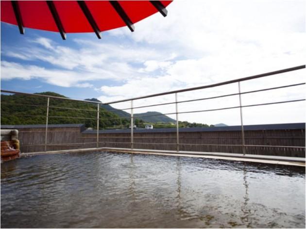 ベイリゾートホテル小豆島の露天風呂