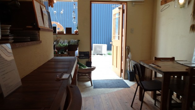 めぐみカフェ‗店内