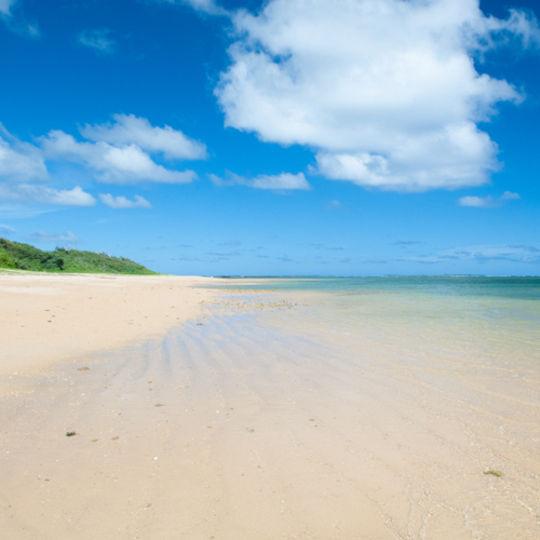 西表まーれの浜