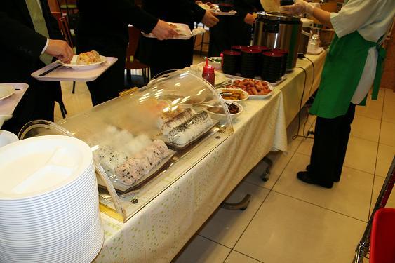 東横イン大阪阪急十三駅西口の朝食例
