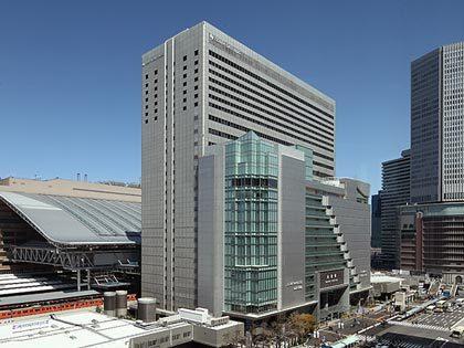 ホテルグランヴィア大阪の外観