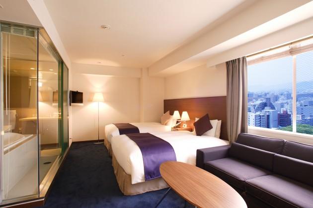オリエンタルホテル広島部屋