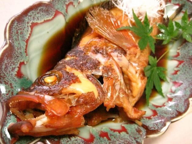 住之江旅館料理