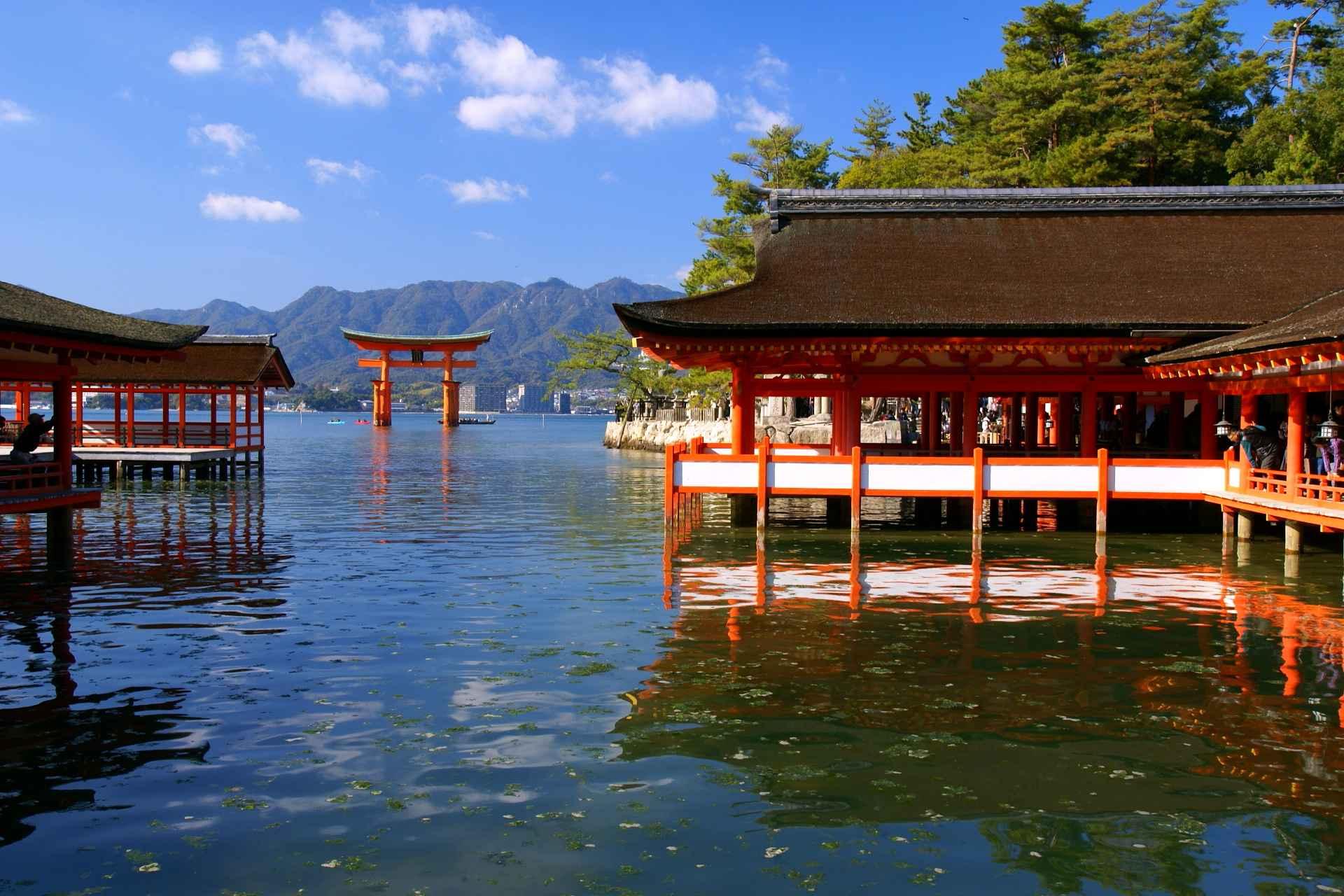 見どころ満載「広島県」の観光スポットおすすめランキング