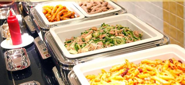 ベッセルホテルカンパーナ沖縄 朝食
