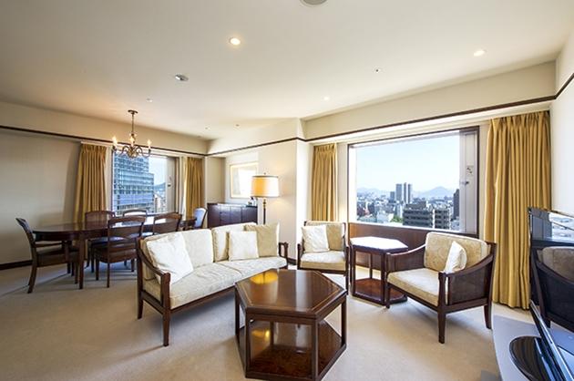 ANAクラウンホテル部屋