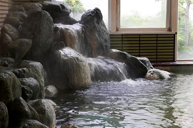 かんぽの宿内風呂