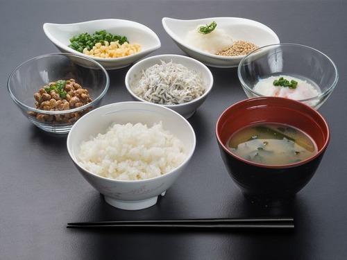 相鉄フレッサイン藤沢駅南口の朝食一例