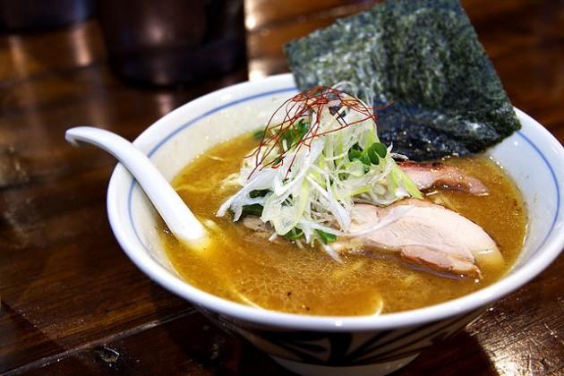 らぁめん欽山製麺所
