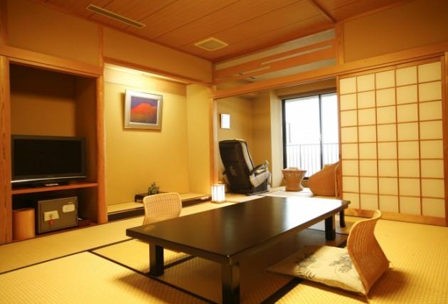 旅館 紅鮎 客室 (2)