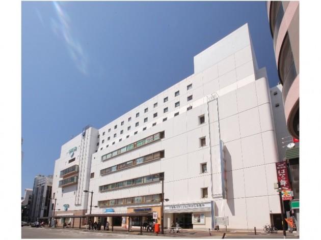 小田急ステーションホテル 本厚木の外観