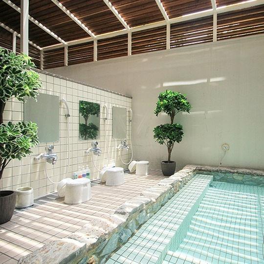 グランティア大浴場