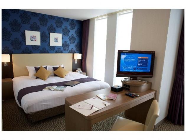 メルキュールホテル横須賀の客室一例