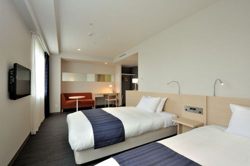 JR九州ホテル宮崎の客室一例