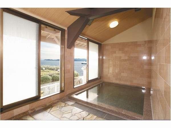鷲羽温泉 貸切風呂