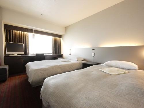 川崎日航ホテルの客室一例