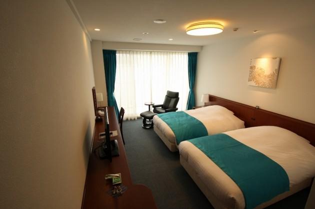 山羊島ホテル客室
