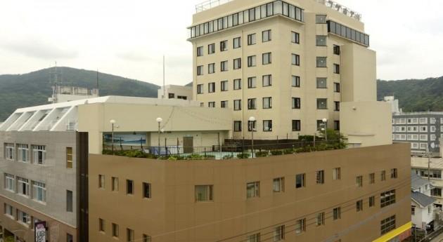 ホテルサンプラザ外観