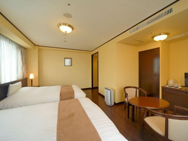奄美サンプラザホテル室内