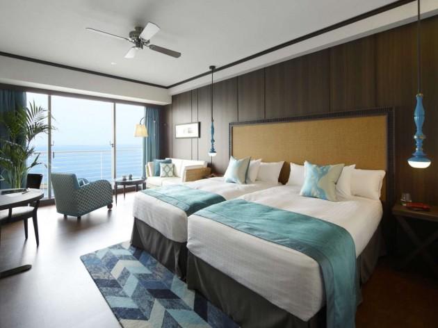 琵琶湖ホテル客室