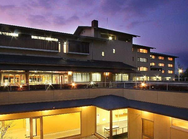 ホテル作州武蔵 外観