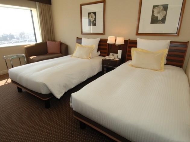 ANAクラウンプラザホテル岡山の客室一例
