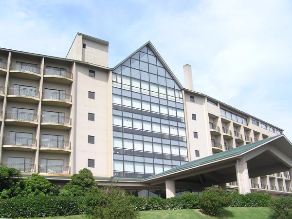 屋久島いわさきホテル外観