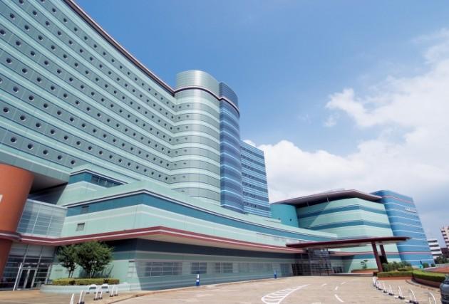 琵琶湖ホテル 外観