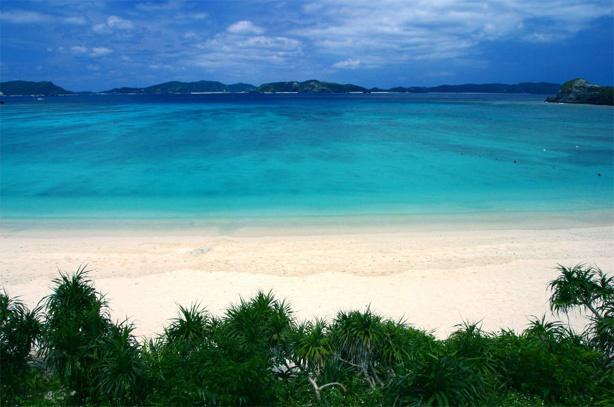 青い海、白いサンゴ礁の癒しの空間を満喫する「慶良間諸島」でのダイビング