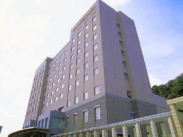 米子全日空ホテルの外観