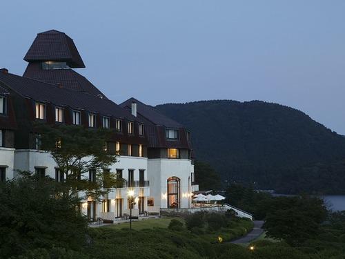 小田急 山のホテルの外観