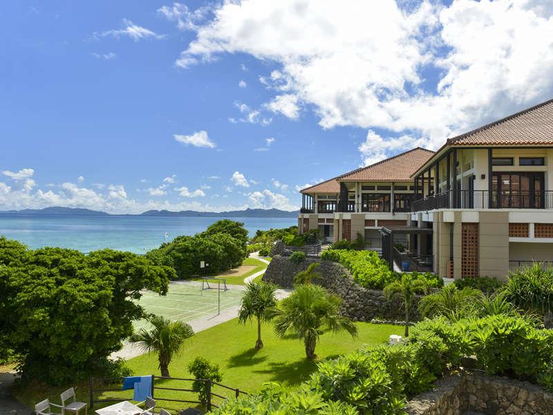 石垣島をオールインクルーシブで満喫する「クラブメッド石垣島」