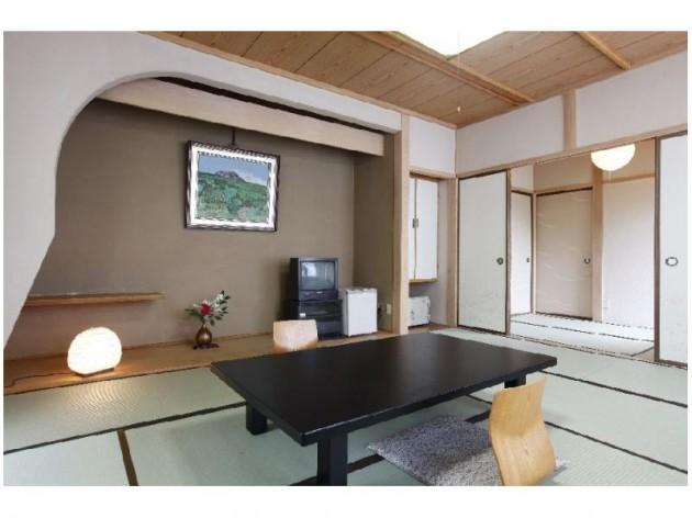 湯元湯の川の客室一例