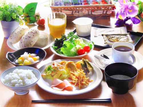 ホテルルートイン海老名駅前の朝食