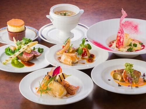 鎌倉プリンスホテルの料理