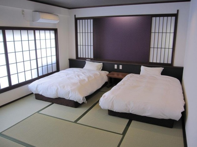 御師の宿 ますや旅館の客室一例