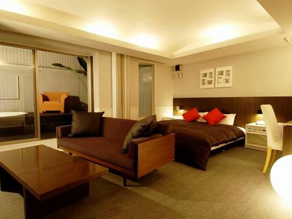 5th hotelの客室