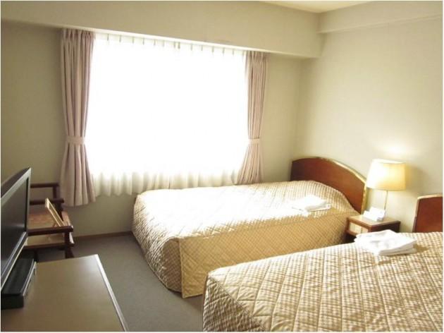 ホテルハーバー横須賀の客室一例