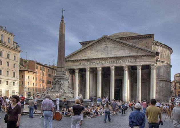 古代ローマの痕跡を辿る「ローマ」の観光名所のおすすめランキング