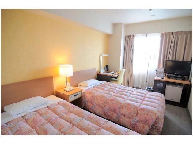 グランドホテル神奈中平塚の客室一例