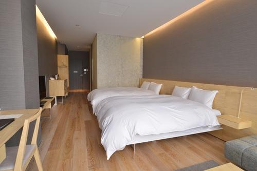 ガーデンテラス宮崎ホテル&リゾートの客室一例