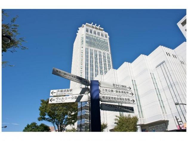 メルキュールホテル横須賀の外観
