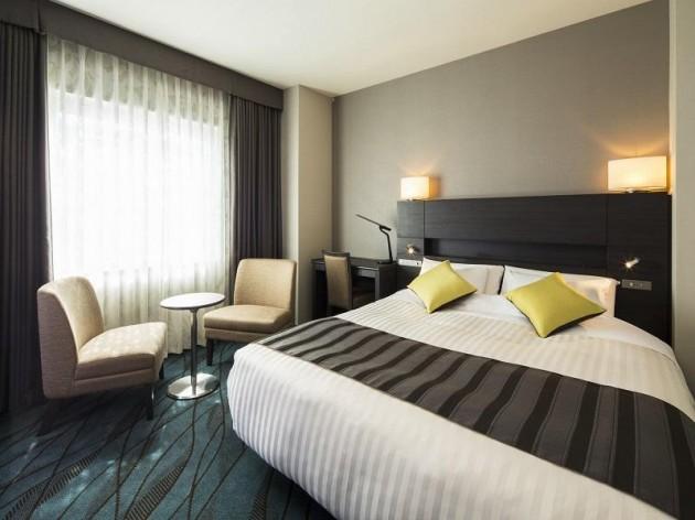 ホテルメッツ川崎の客室一例