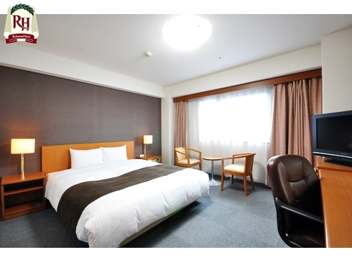 リッチモンドホテル宮崎駅前の客室一例
